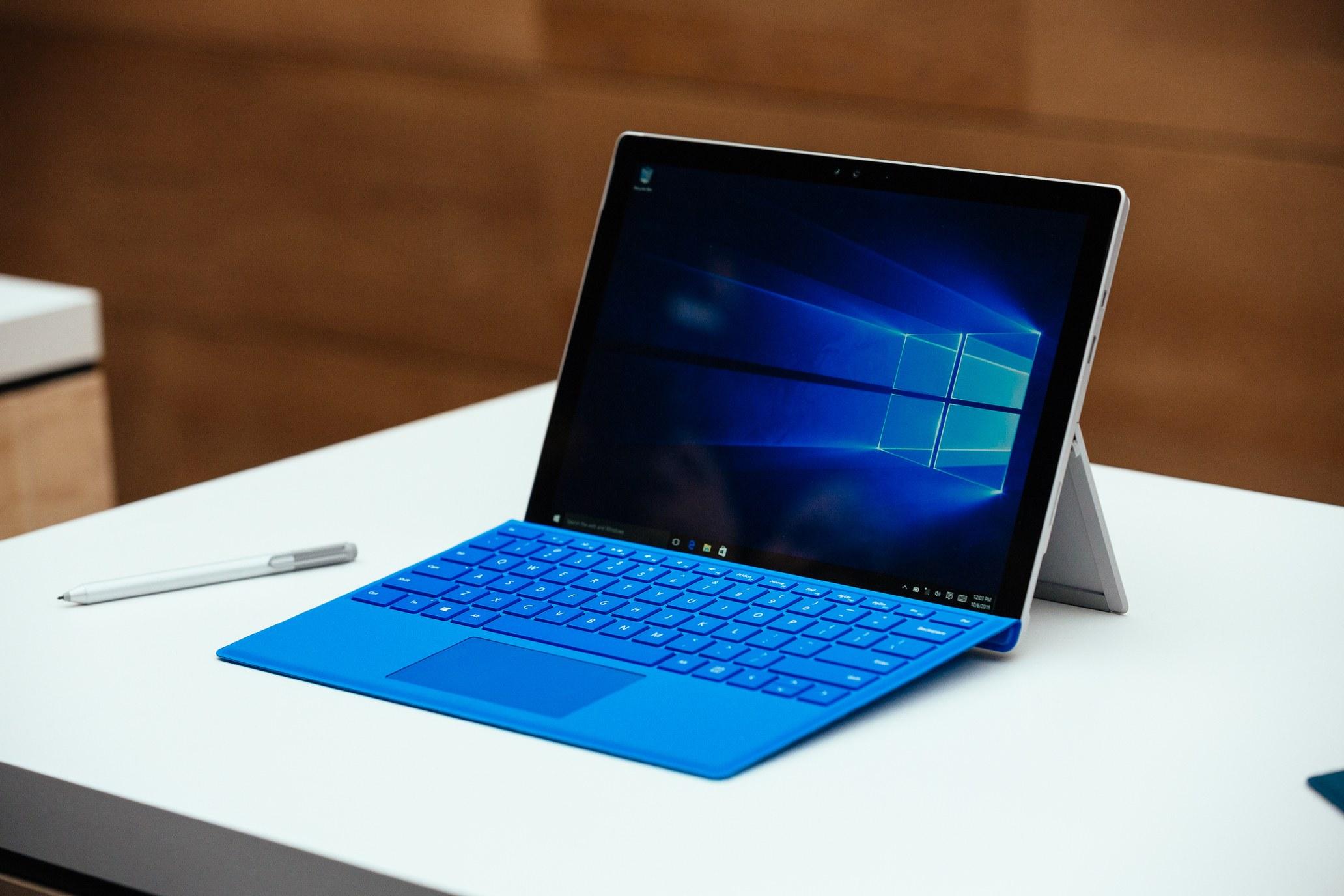 Microsoft 5th generation surface pro